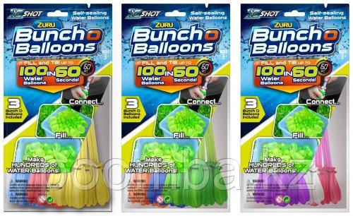 Bunch O Balloons Стартовый набор: 100 шаров, в ассортименте - фото 4