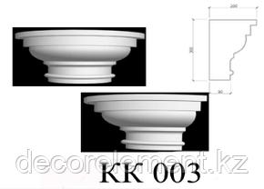 Капитель колонны КК 003, фото 3
