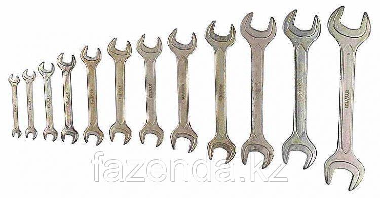 Ключи рожков. набор Техно 6-32мм