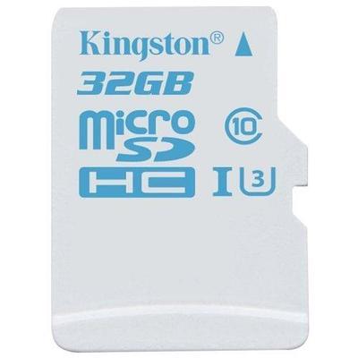 Kingston карта-памяти для GoPro HERO 5/6/7 на 32Гб