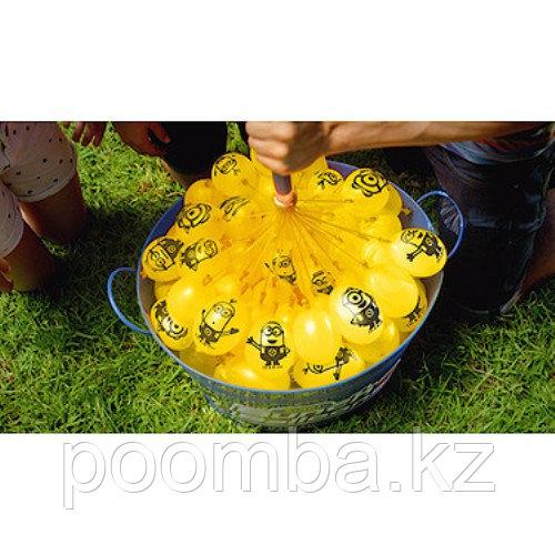 """Bunch O Balloons Стартовый набор """"Миньоны"""": 100 шаров - фото 7"""
