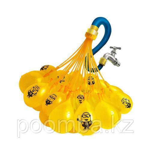 """Bunch O Balloons Стартовый набор """"Миньоны"""": 100 шаров - фото 2"""