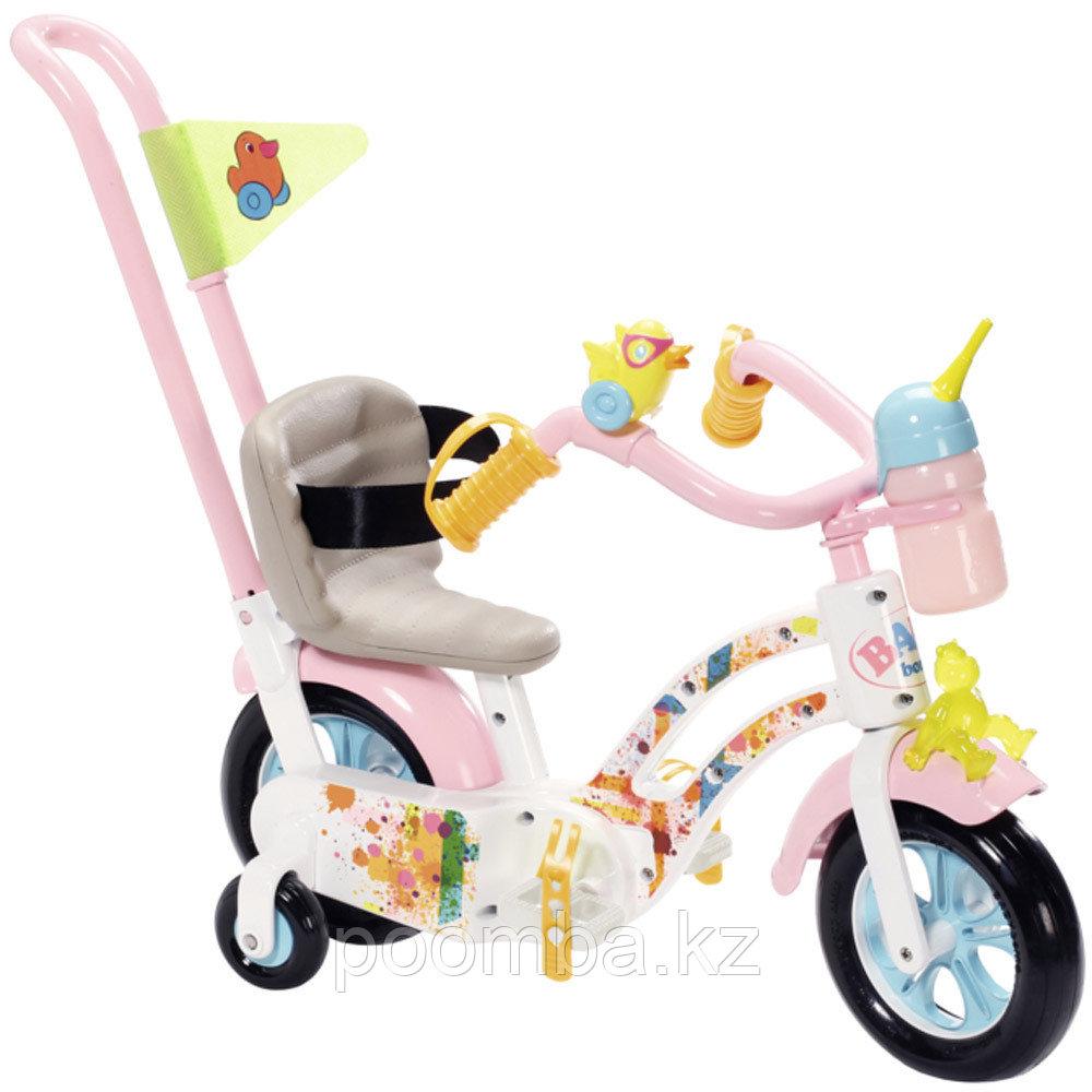 """Игрушечный велосипед для кукол """"Беби Бон"""""""