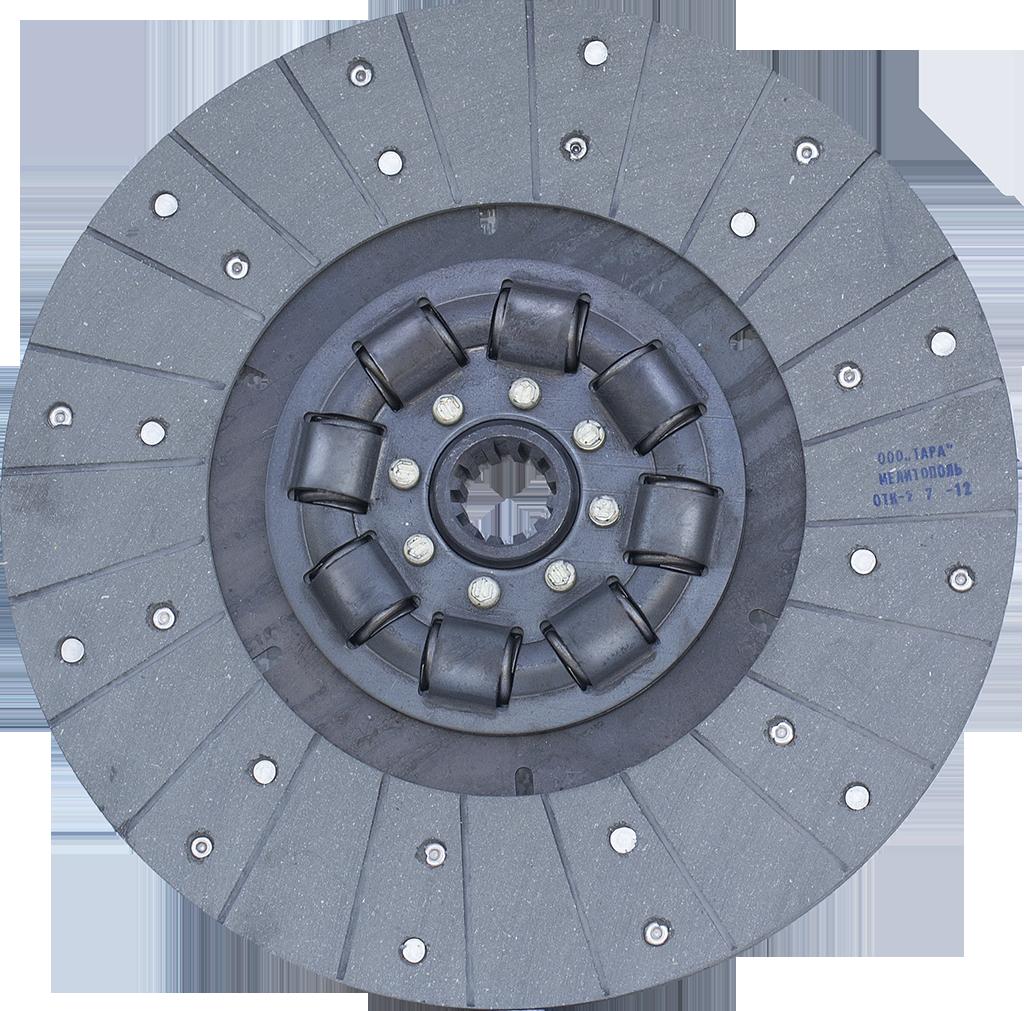 Диск сцепления Foton 350mm CUMMINS