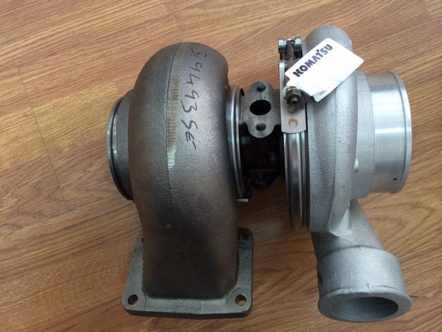 Турбина - турбокомпрессор