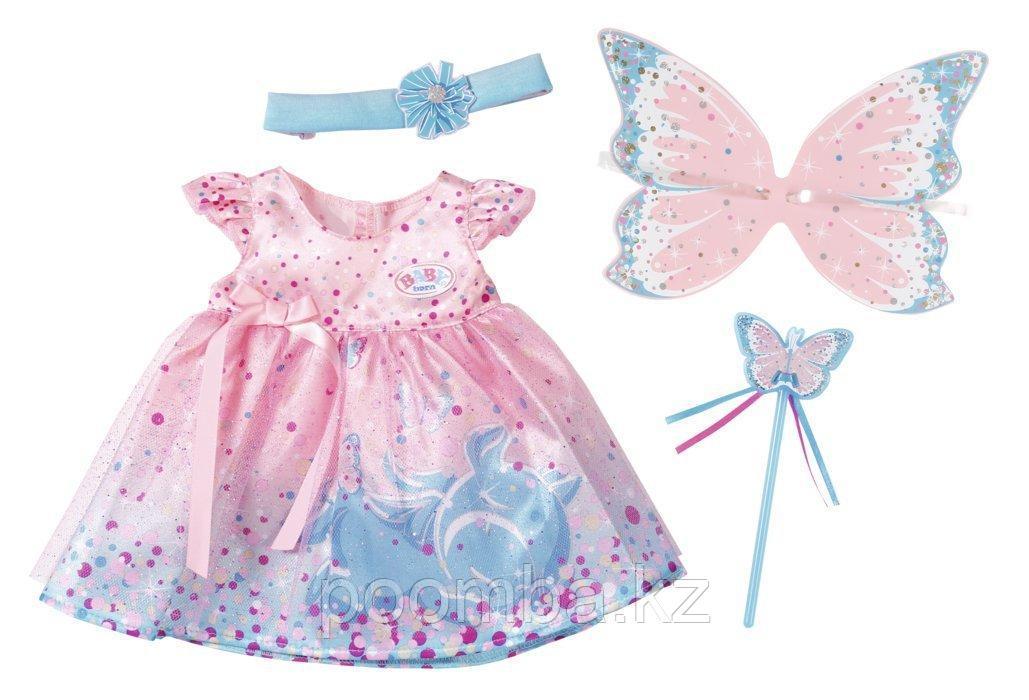 """Одежда для кукол """"Беби Бон"""" - Платье феи"""