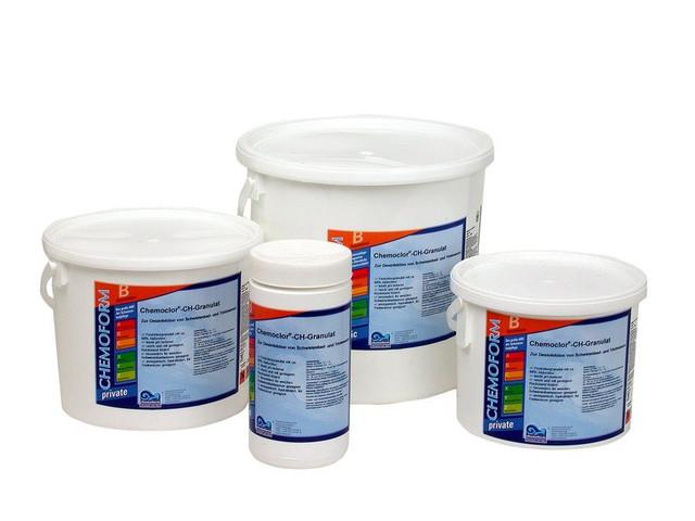Химия для бассейнов производства Chemoform (Германия)