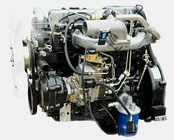 Двигатель JAC 4D18