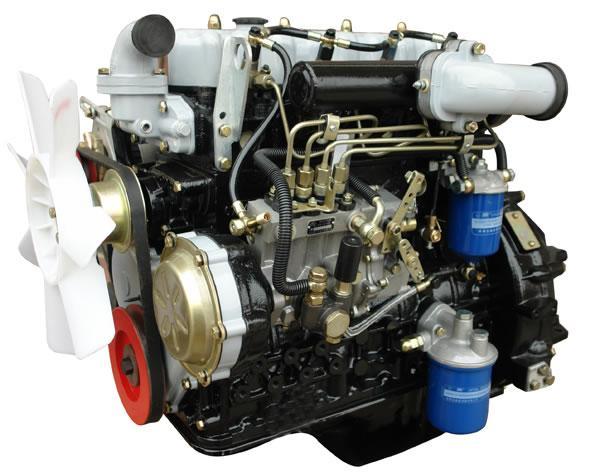 Двигатель 4D26 Forland-Foton
