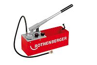 Опресовка, опрессовщик ручной RP50 ROTHENBERGER,  опрессовщик гидропресс для систем отопления и водоснабжения