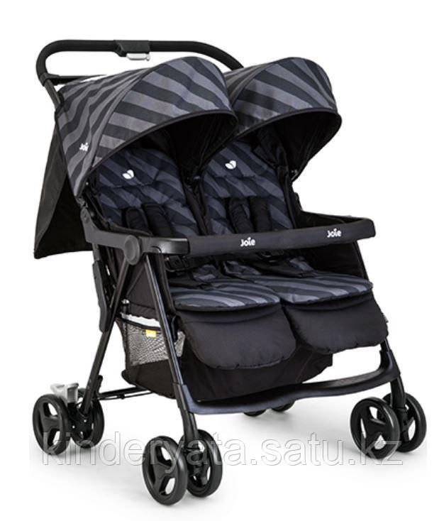 Детская коляска Joie Aire Twin Liquorice