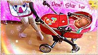 Коляски для кукол и мебель Demi Star