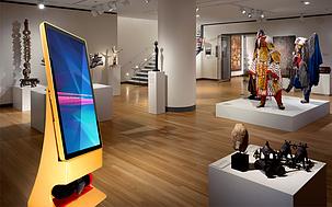 Интерактивные сенсорные панели для музеев, фото 2