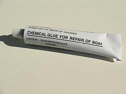 Клей для лодок ПВХ