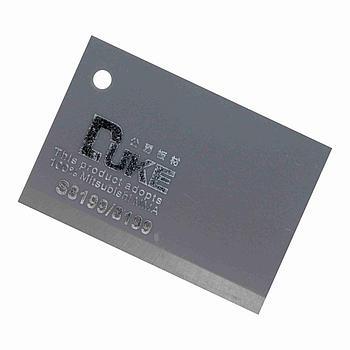 Серый листовой акрил №8199 (3мм) 1,22мХ2,44м