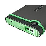 Жесткий диск (TRANSCEND) StoreJet 25M3 500GB, USB 3.0, фото 3