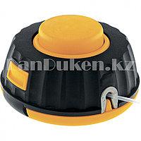 Катушка для триммера универсальная с левой резьбой лески гайка М10 Х1,25 винт М8-М10 DENZEL 96316 (002)