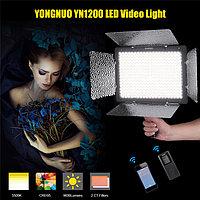 Светодиодный осветитель Yongnuo YN1200 LED 3200-5500K, фото 1