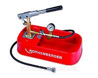 Опрессовщик, гидропресс, опресовщик, опрессовочный насос RP 30, гидропресс, опресовка системы отопления