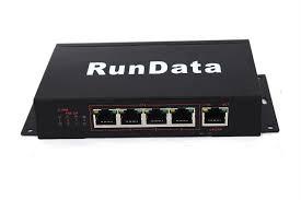 Poe switch Коммутатор Rundata PS504 4+1 10/100Mbps PoE switch (4 POE port)