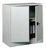 Металлический шкаф для хранения документов ШАМ – 0,5