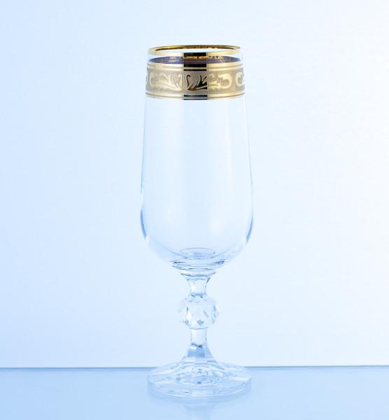 Фужеры Claudia 180мл шампанское 6шт. 40149-37872-180. Алматы
