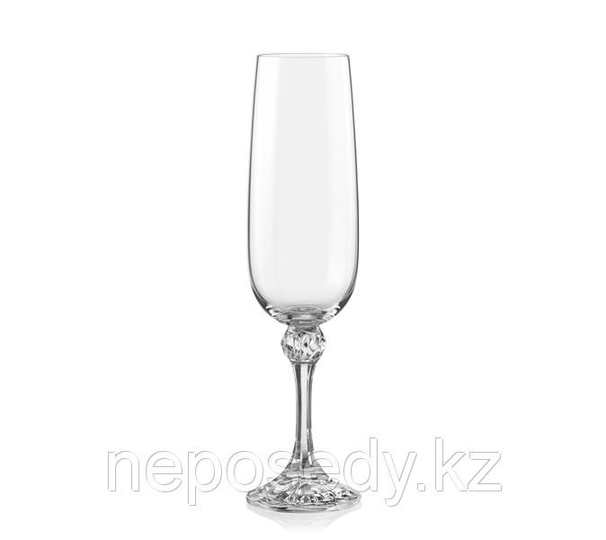Фужеры Julia 180мл  шампанское 6шт. 40428--180. Алматы