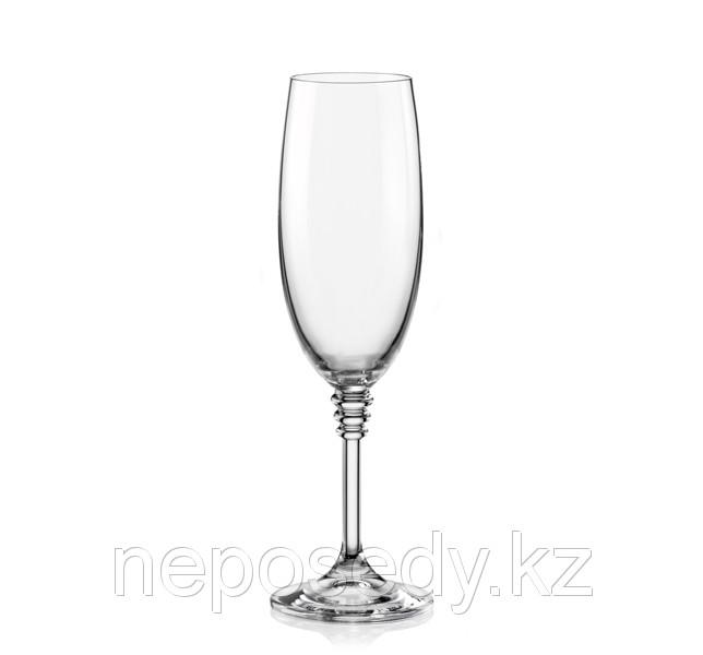 Фужеры Olivia 190мл шампанское 6шт. 40346--190. Алматы