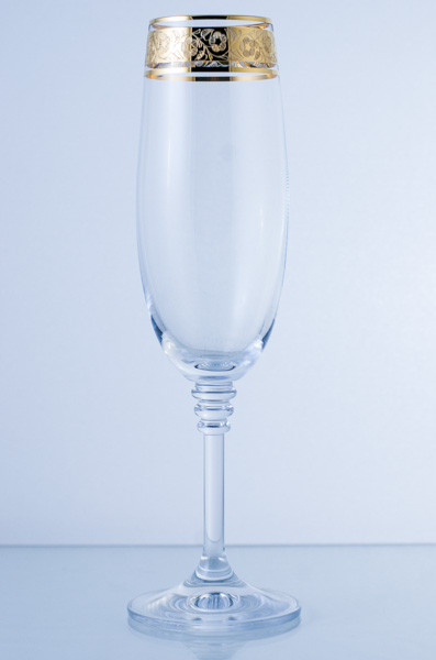 Фужеры Olivia 190мл шампанское 6шт. 40346-430456-190. Алматы