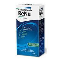 Раствор для контактных линз Renu,120 мл