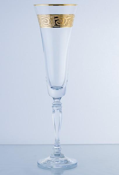 Фужеры Victoria 180мл шампанское 6шт 40727-437700-180. Алматы