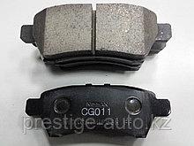 """Тормозные колодки задние Nissan Pathinder R51  """"оригинал"""""""