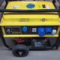 Бензиновый генератор Mаteus 6.5 GFE+АВР