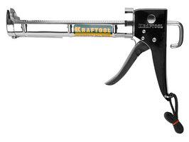 Пистолет для герметиков, полукорпусной Kraftool Industrial  (320мл)