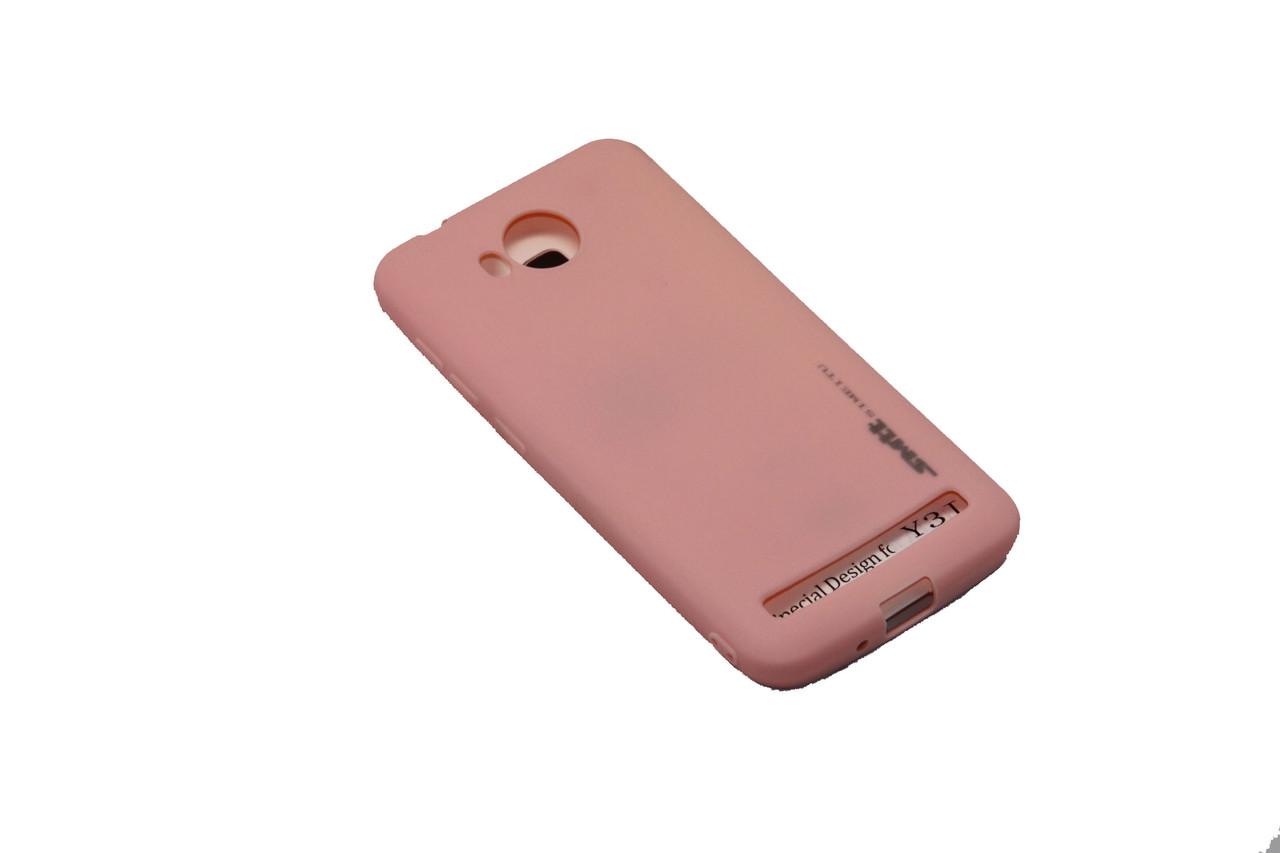 Чехол Smtt Силиконовый Huawei Y3 2