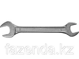 Ключ рожковый 17х19мм