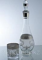 Набор для виски 7 пр. 604/21/7 set kafar+whisky kl.ver.fond.pl. Алматы
