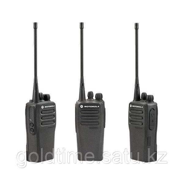 Радиостанция Motorola DP1400 403-470МГц,1/4Вт, 16кан., NNTN4851, индивидуальное ускоренное з/ у (аналоговая)
