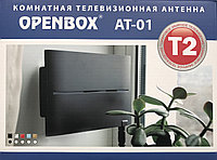 Антенна комнатная всеволновая телевизионная Openbox® AT-01