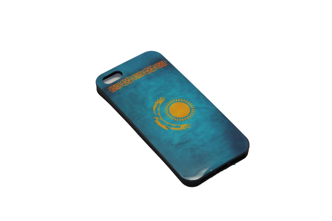 Чехол KZ силиконовый iPhone 5G, S