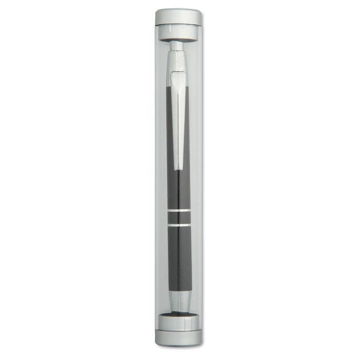 Ручка шариковая в тубе
