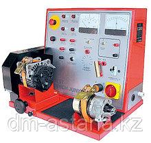 Стенд для проверки электрооборудования JUNIOR INVERTER,(аналоговый) Производство: SPIN (Италия)