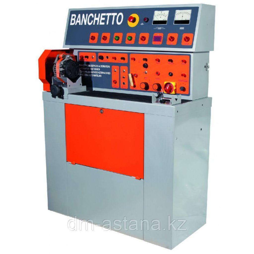 BANCHETTO PROFI inverter - cтенд для проверки электрооборудования (инверторный) 380В, SPIN (Италия)