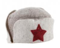 "Шляпа ""Эконом-класса"" ""Ушанка"" НП"