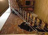 Поручень и перила из нержавеющей стали, фото 5