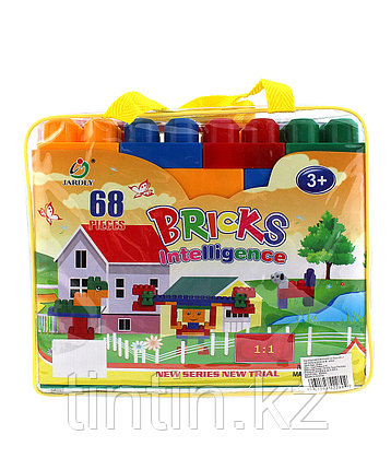 Детский конструктор Bricks Intellligence 68 деталей, 2289, фото 2