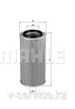 Фильтр воздушный LX   83