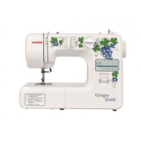 Швейная машина JANOME GRAPE 2016