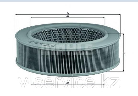 Фильтр воздушный LX   264