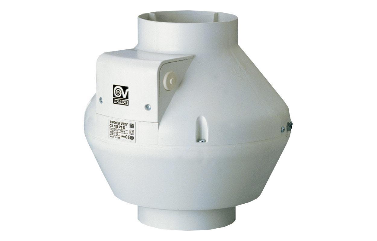 Вентилятор канальный Vortice CA 125-V0 D